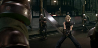 Final Fantasy VII Remake Square Enix dément