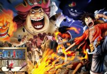 One Piece Pirate Warriors 4 annonce date de sortie