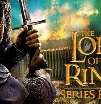 Le Seigneur des Anneaux la série