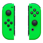 Nintendo Switch - Joy-Cons verts