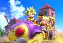 test dragon quest builders 2 PS4