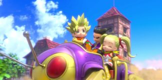 test dragon quest builders 2 PS4