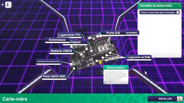 PC Building Simulator - Didacticiel