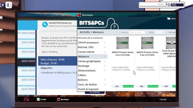 PC Building Simulator - Achat sur la boutique