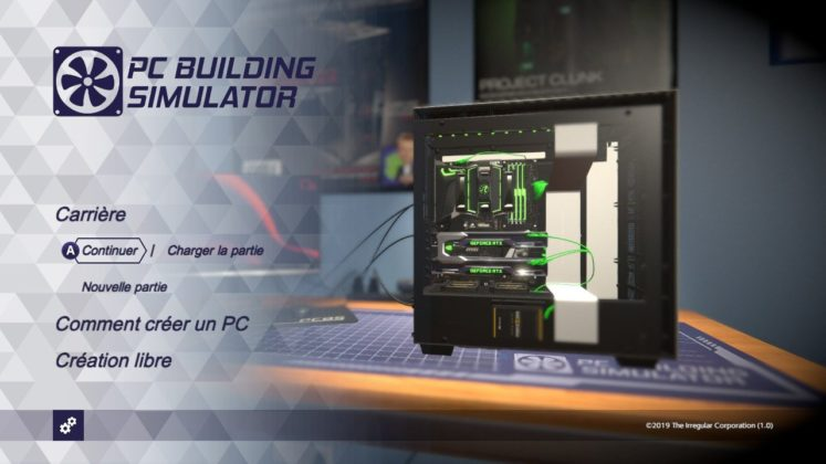 PC Building Simulator - Didacticiel