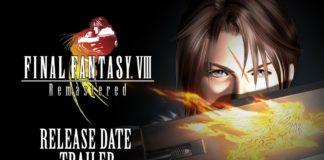 Final Fantasy VIII Remastered une date de sortie