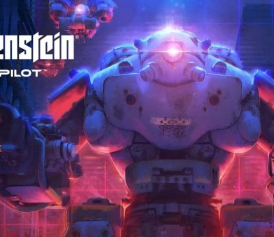 test Review Wolfenstein Cyberpilot