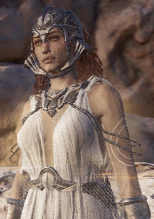 Assassin's Creed : La civilisation Isu Alètheia