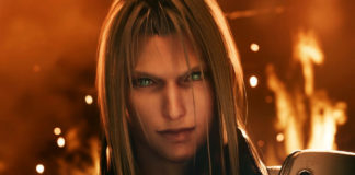 Final Fantasy VII Remake Sephiroth