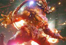 TGS 2019 : Final Fantasy VII Remake Ifrit