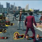 Yakuza Like a Dragon combat
