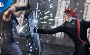 Final Fantasy VII Remake TGS 2019