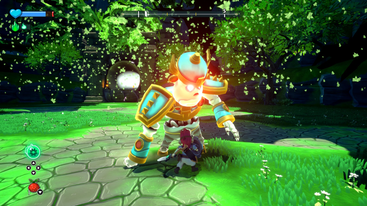 A Knight Quest premier boss