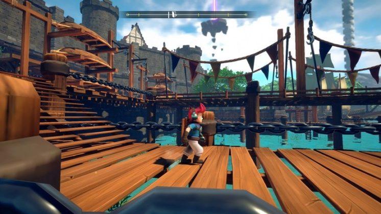 A Knight Quest premier village