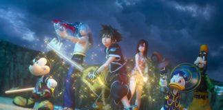 DLC Kingdom Hearts III Re: Mind recrutement Square Eniix