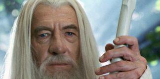 Seigneur des anneaux Gandalf en femme
