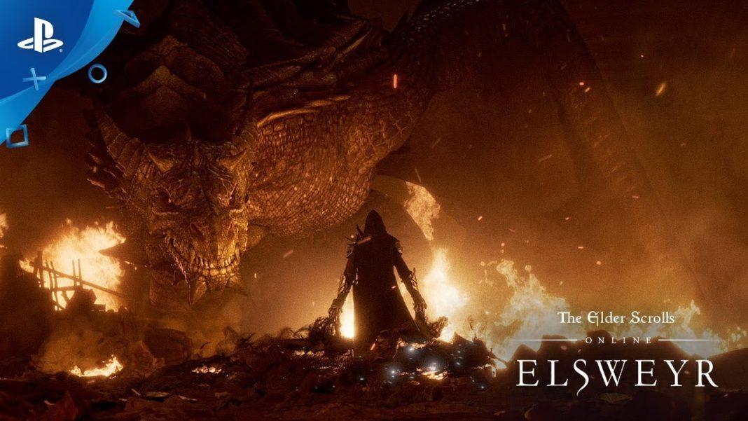 The Elder Scroll Online event