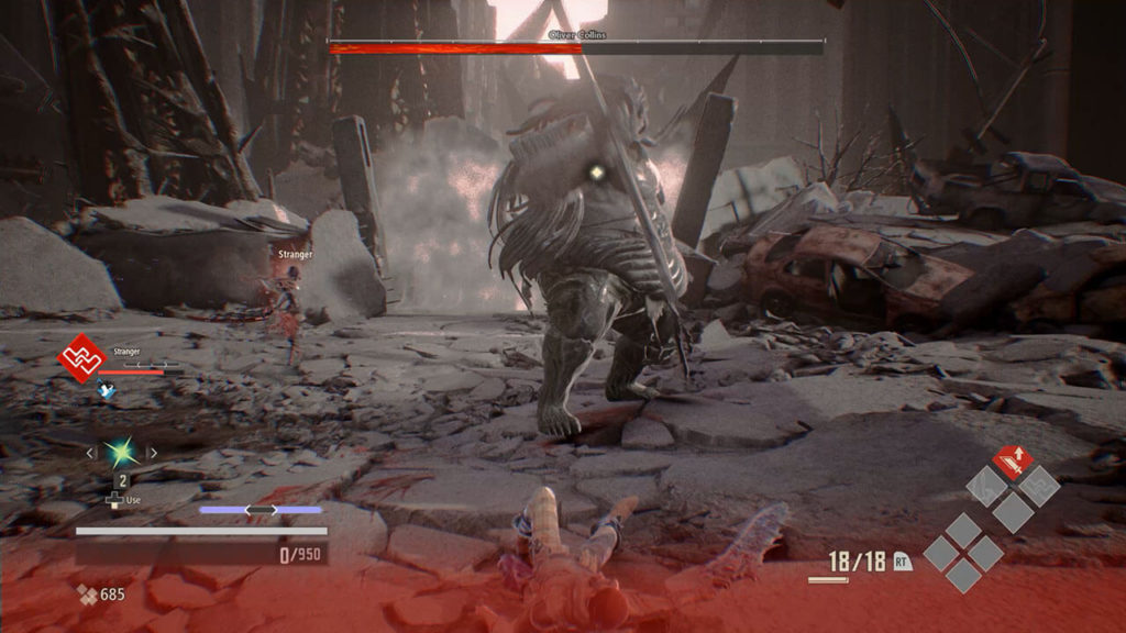 Code Vein Mini Boss