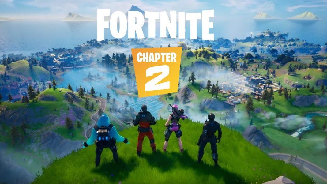 Fortnite - La saison 1 du chapitre 2 est là ! - ActuGeekGaming