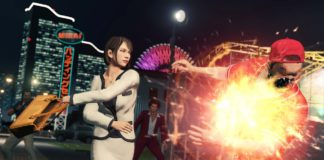 Démo Yakuza Like a Dragon ps4