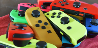 Joy-Con Drift