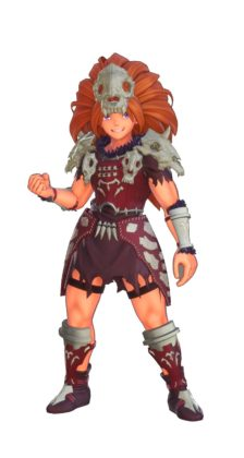 Trials of Mana personnage