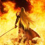 Final Fnatasy VII Remake Sephiroth