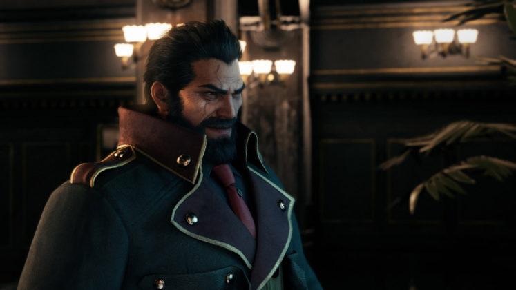 Responsable de la sécurité Final Fantasy VII remake