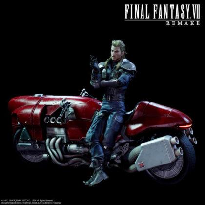 Roche Final Fantasy VII Remake