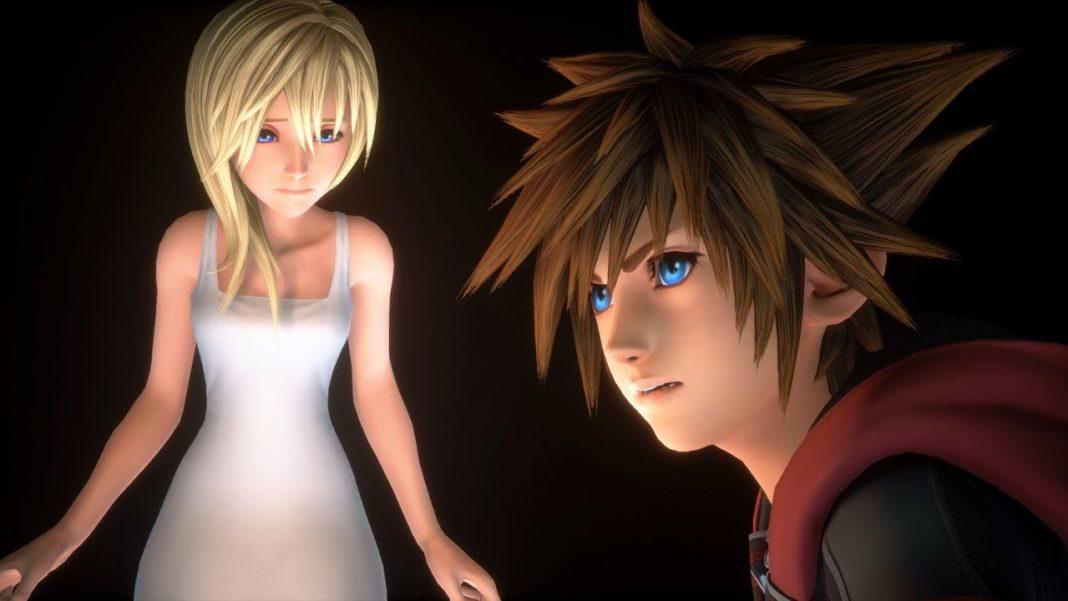 DLC Kingdom Hearts ReMind