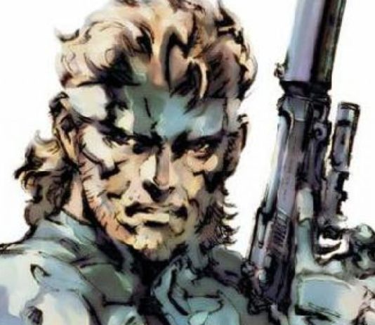Metal Gear Solid le film