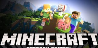 Crossplay Minecraft Bedrock