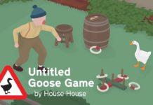 le jeu de l'oie Untitled Goose Game