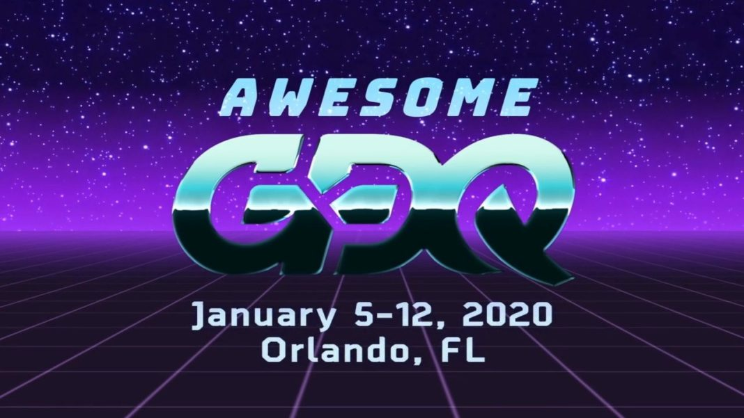 AGDQ 2020