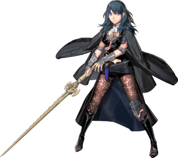 Byleth Super Smash Bros Ultimate - Femme