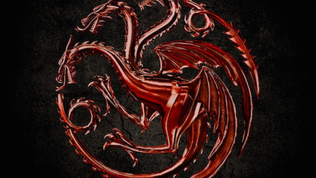 spin-off huse of the dragon année de sortie