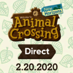 Nintendo Direct spécial Animal Crossing