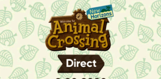 Nintendo Direct spécial Animal Crossing
