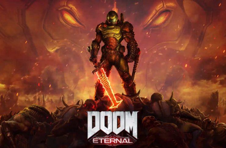 Des DLC prévus pour DOOM Eternal