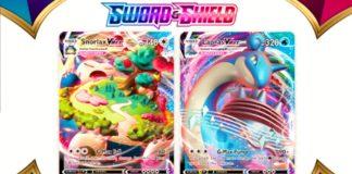 Carte pokémon épée et bouclier clash rebelles