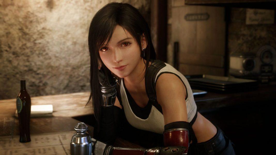 Cinématique ouverture Final Fantasy VII Remake