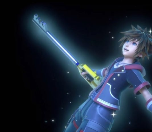 TEST DLC Kingdom Hearts 3 ReMind