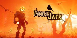 Nouveau jeu plateforme 3D Pumpkin Jack