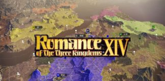 Sortie Européenne Romance of the Three Kingdoms XIV