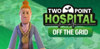 Two Point Hospital : Off The Grid