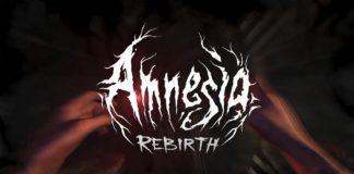 Nouveau jeu de Frictional Games Amnesia Rebirth