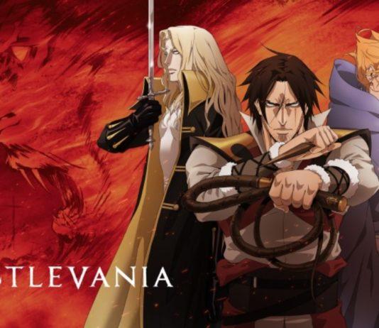 Saison 4 confirmée pour Castlevania