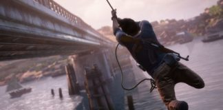 Nouveau report du film Uncharted