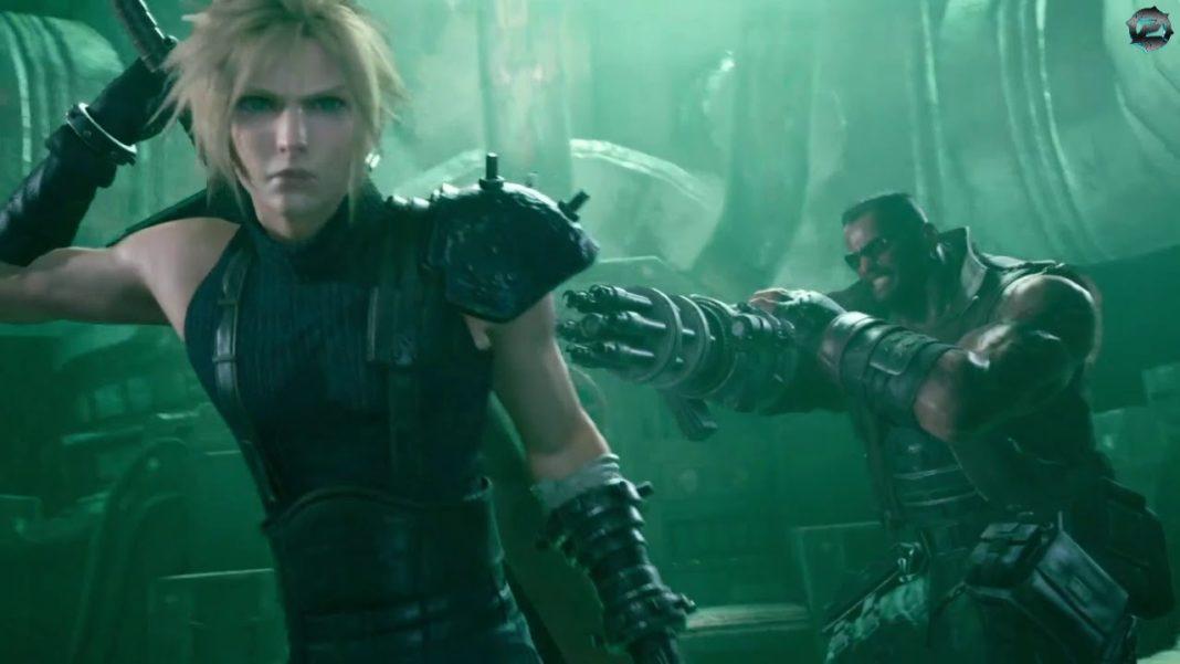 Démo jouable Final Fantasy VII Remake