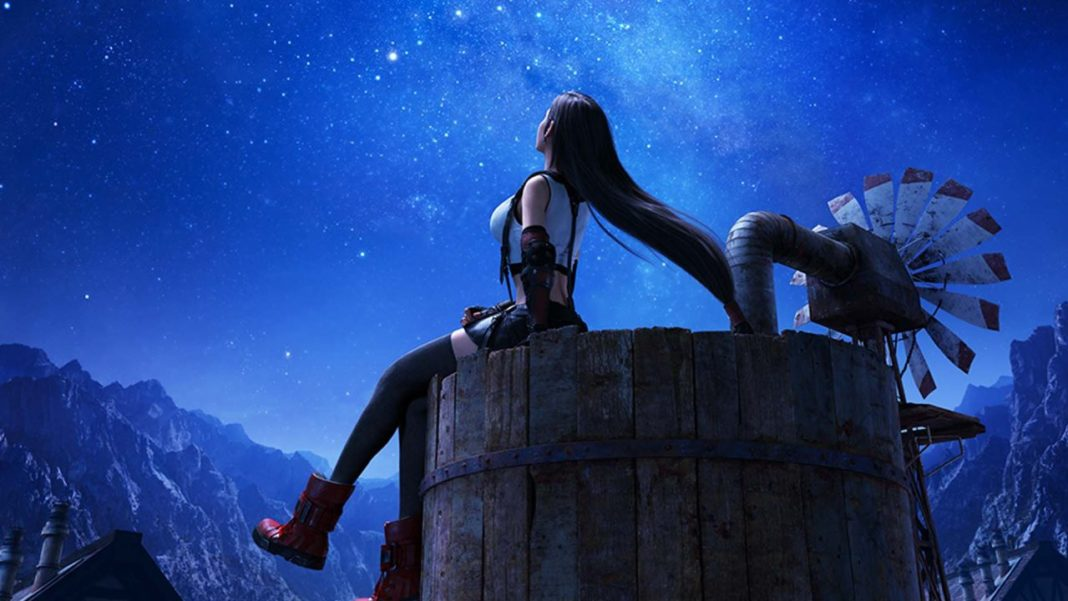 Interview sujet Red XIII et Midgard Final Fantasy VII Remake